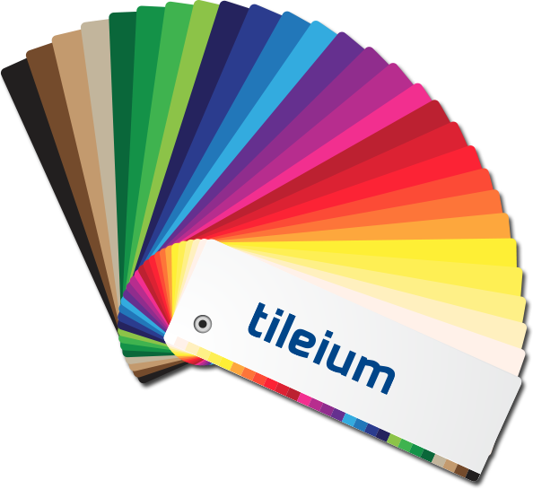 Tileium for Abanico de colores